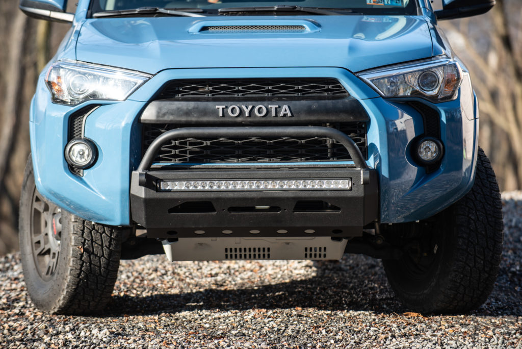 Appalachia Off-Road Mostro Bumper on Toyota 4runner
